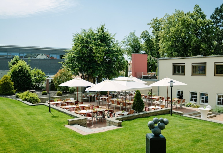 Hotel Vorfelder, Walldorf, Garden