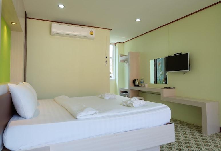 清香蜂蜜飯店, 清盛, 高級雙人房, 客房