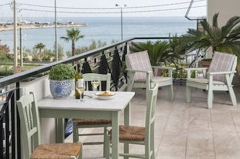 Fotografia do Unique flat with sea view em Palaio Faliro