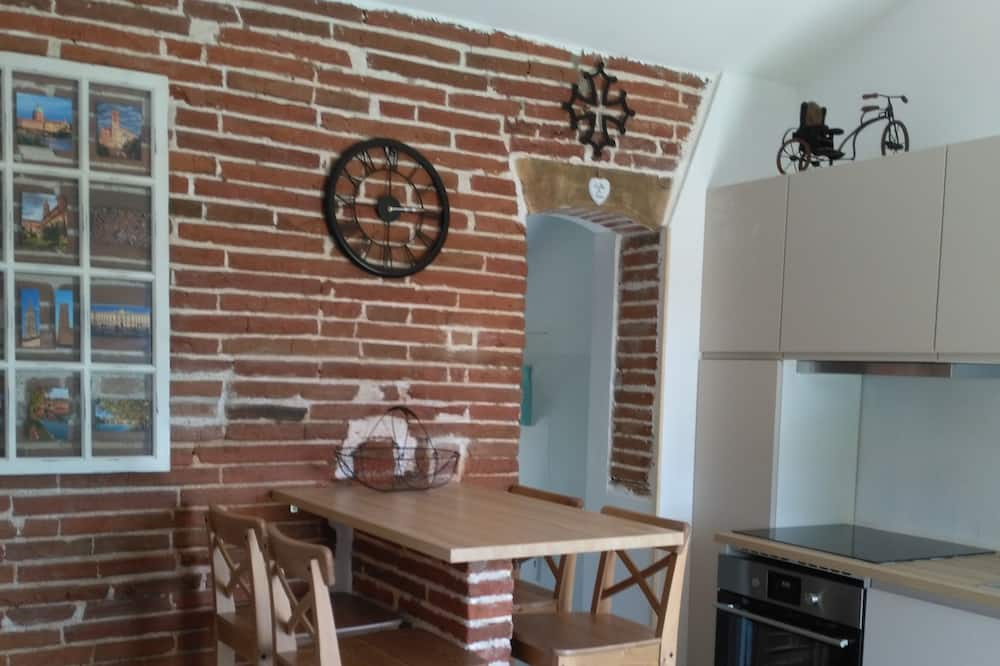 Studio (Toulouse) - In-Room Dining