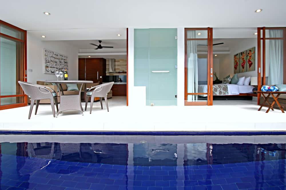 Premium Apartment, 1 Bedroom, Private Pool - Kolam renang persendirian