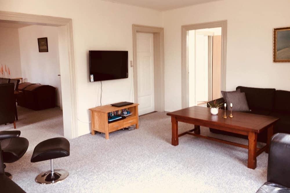 家庭平房, 4 間臥室, 非吸煙房, 2 間浴室 - 客廳