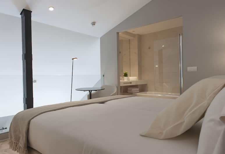 MH Apartments Central Madrid, Madrid, Appartement Duplex Premium, 1 chambre, Chambre