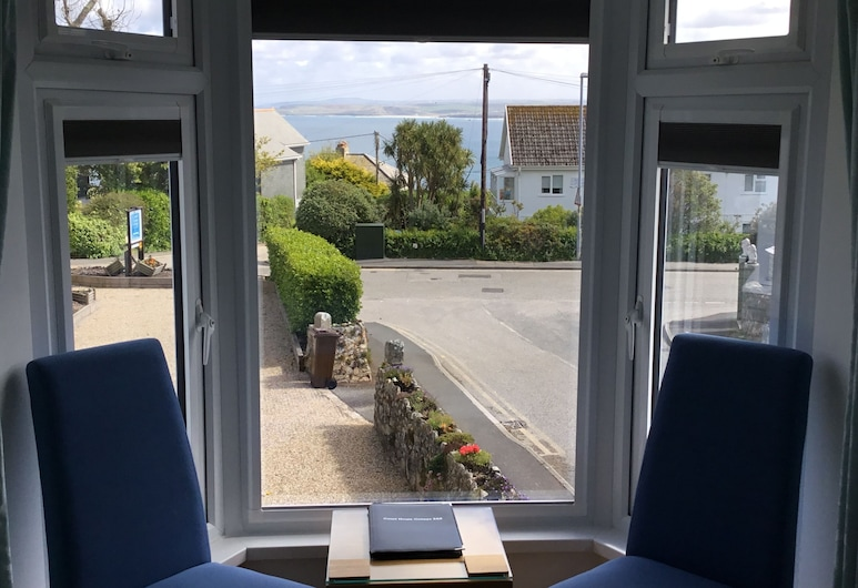 Count House Cottage B&B (adult only), St Ives, Deluxe Double Room (Room 3), Guest Room View