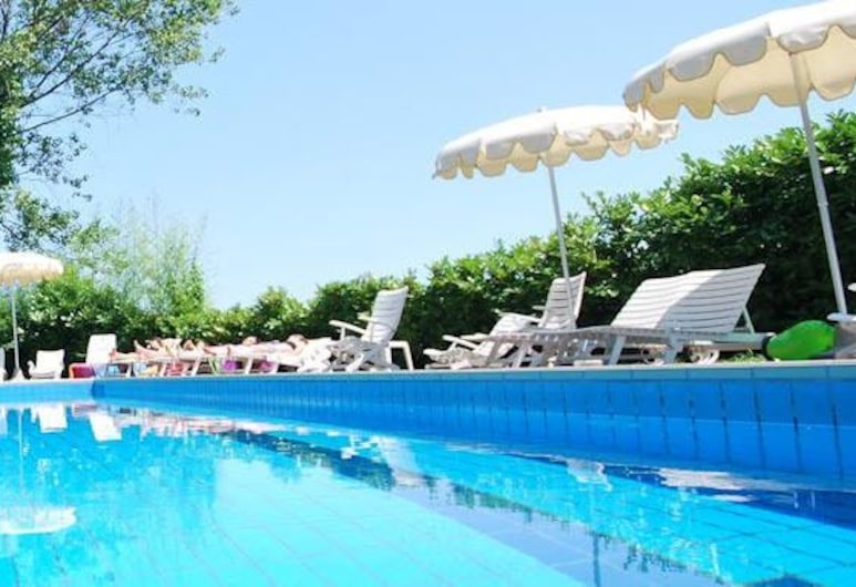 Hotel Plutone, Cervia, Piscina all'aperto