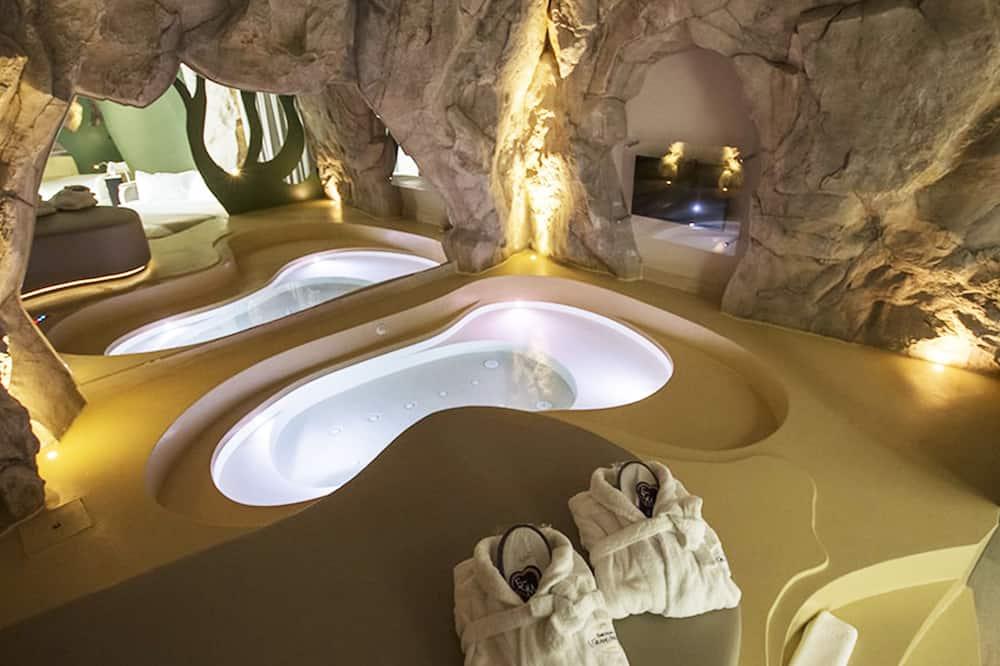 スーペリア スイート ジェットバス - 専用スパ用浴槽