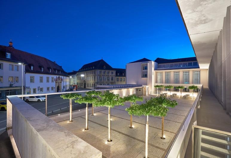 Burkardushaus - Tagungszentrum am Dom, Wuerzburg, Hotel Front – Evening/Night