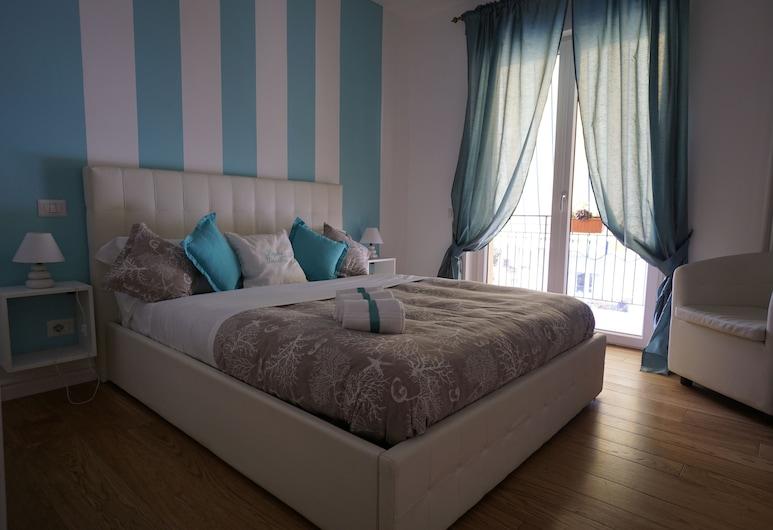 B&B La Rada, Sorrento, Habitación doble, 1 cama Queen size, balcón (Regina Giovanna), Habitación