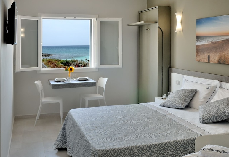 La Perla delle Dune, Porto Cesareo, Deluxe trokrevetna soba, Pogled iz sobe za goste