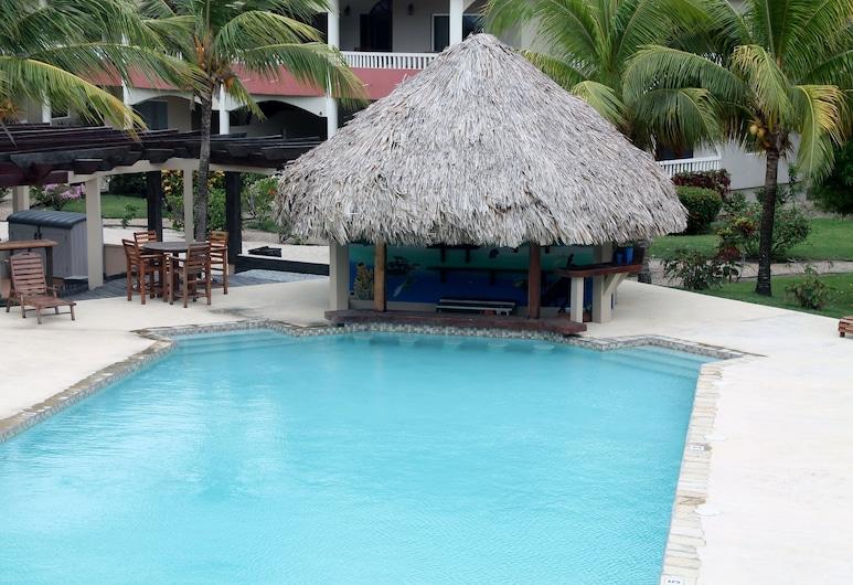Los Porticos Villas, Placencia, Luxury Villa, Multiple Bedrooms, Pool Access, Sea Facing (Sea View), Guest Room View