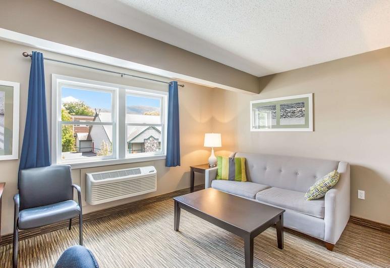 Quality Inn & Suites, Gorham, Viesu numurs