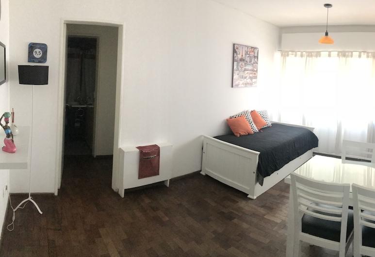 Departamento Temporario Centrico Mendoza, Мендоса, Апартаменти категорії «Superior», 1 спальня, кухня, з видом на місто, Номер