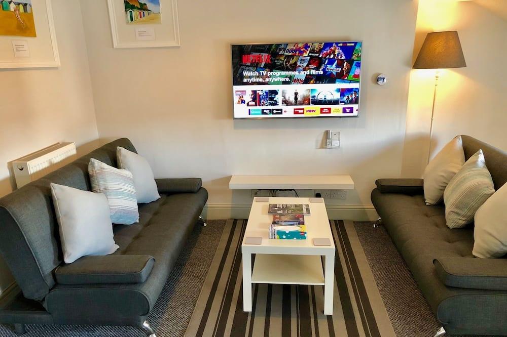 Comfort apartman, 1 king size krevet - Dnevna soba
