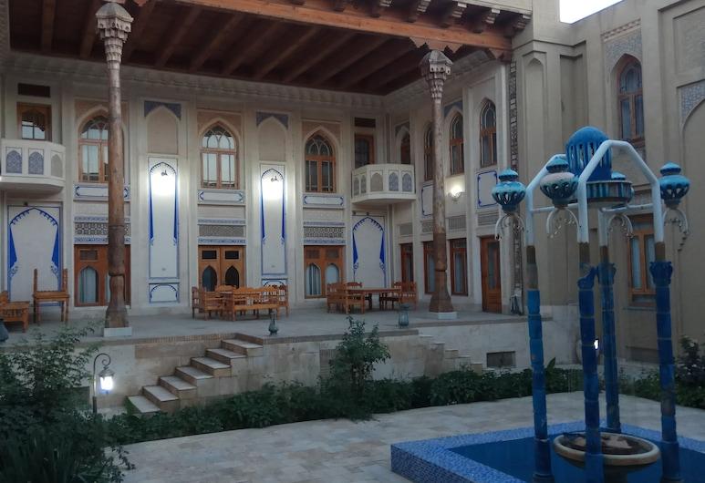 Caravan, Bukhara