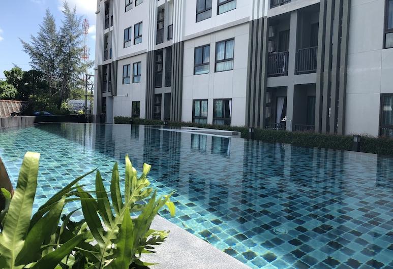 Z로프트 바이 홀리플래닛, Choeng Thale, 야외 수영장