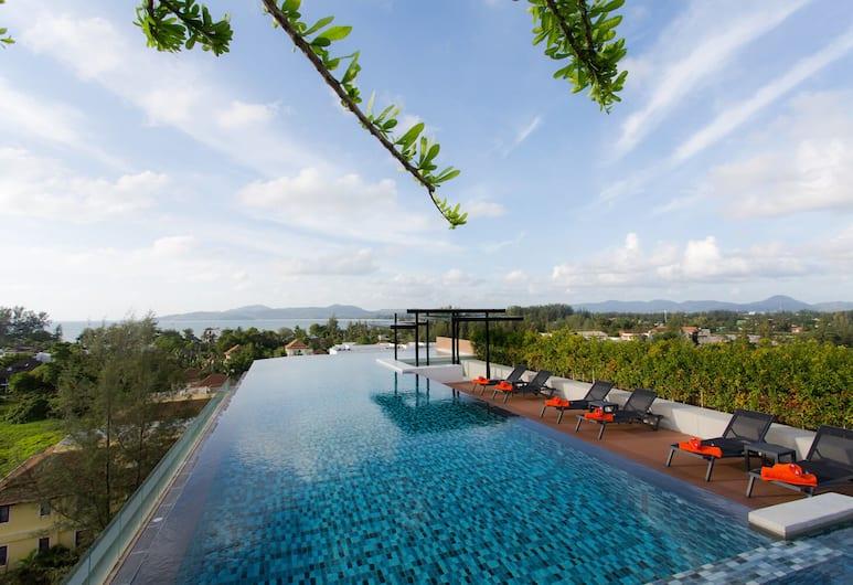 수린 로프트 바이 홀리플래닛, Choeng Thale, 야외 수영장