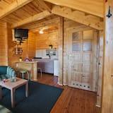 Familien-Ferienhütte, 3Schlafzimmer - Wohnbereich