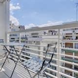 Standard-Apartment (#QP92) - Balkon