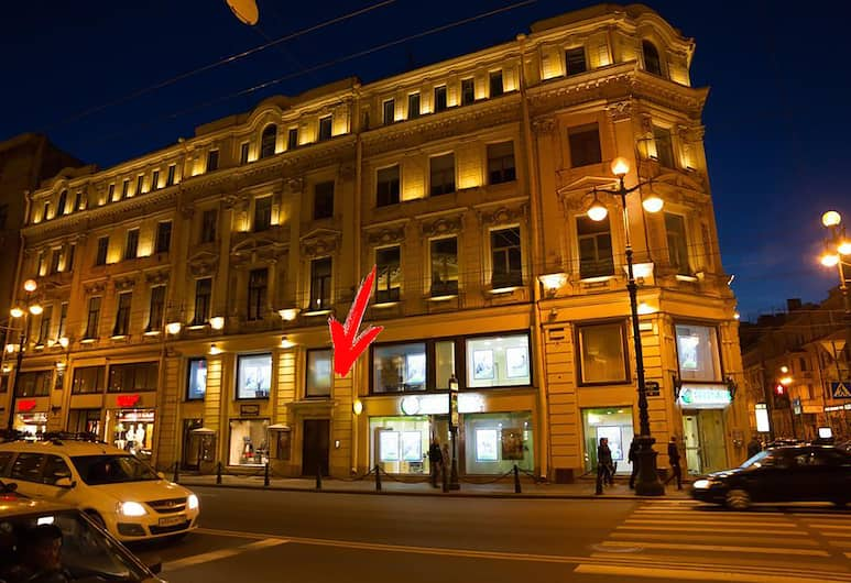 Арт-Мир на Невском, Санкт-Петербург, Вид снаружи / фасад