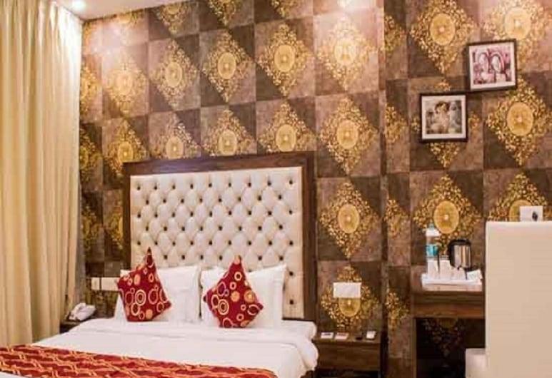Hotel JSR Continental, Dehradun, Guest Room