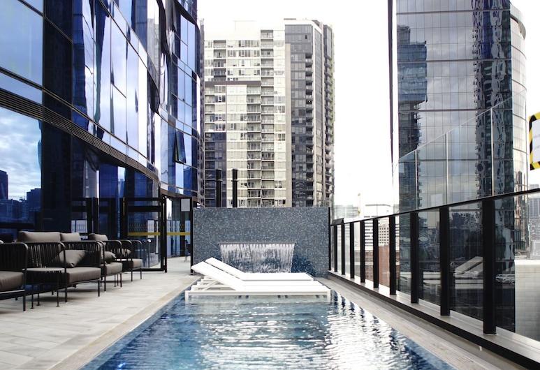 Shadow Play 2Bed Ocean View Apartment, Southbank, Banheiro