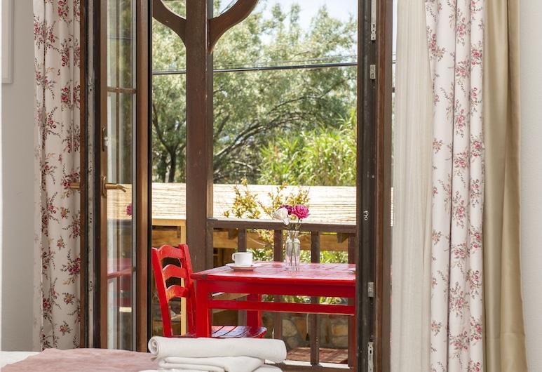 K Bozcaada, Бозджаада, Стандартний двомісний номер, 1 двоспальне ліжко, з видом на сад, Номер