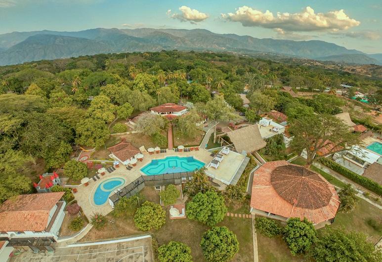 Hotel La Ardilla De Santa Fe, Санта-Фе-де-Антіокія, Вигляд з висоти пташиного польоту
