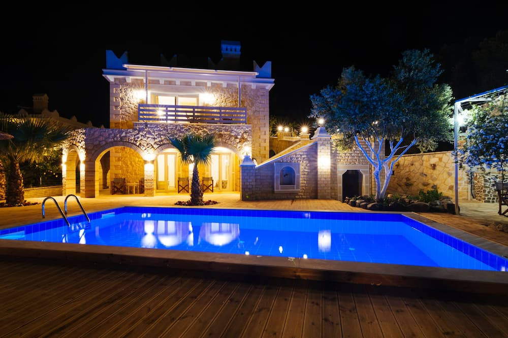 Villa - privat pool (Aristidis) - Privat pool