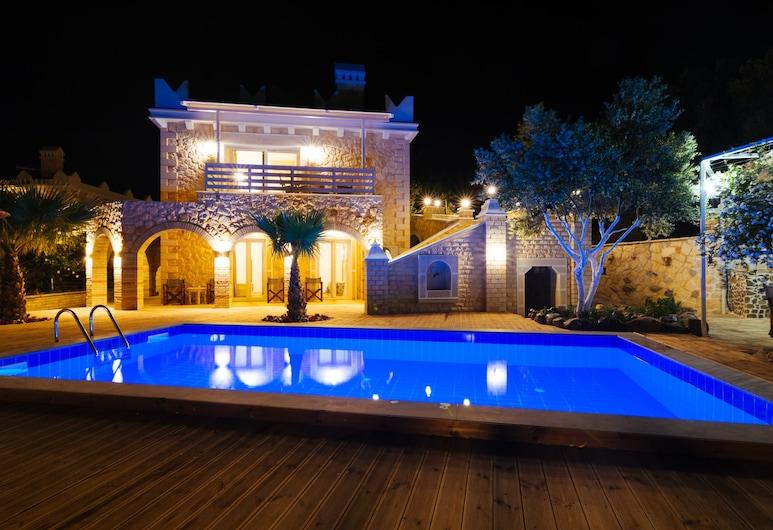 Anesis Family Villas, Faistos, Villa, Private Pool (Aristidis), Kolam renang persendirian