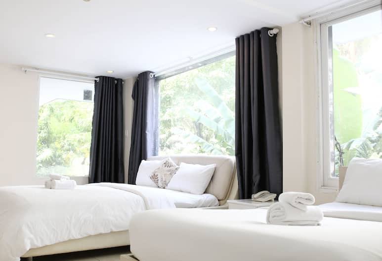 The Garden Hotel, Ho Chi Minh City, Deluxe Room, Guest Room