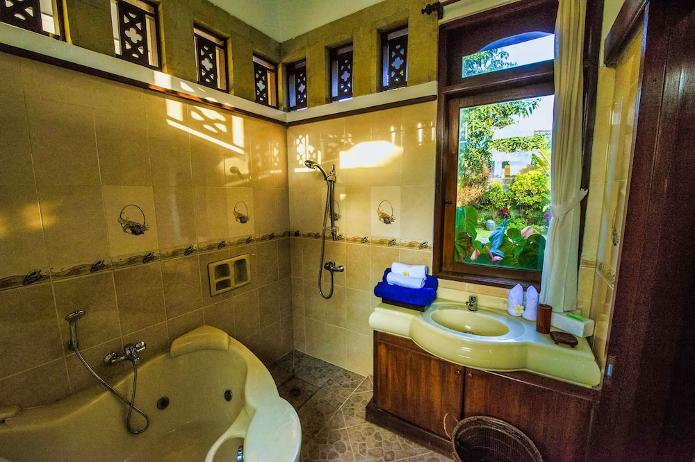 Villa básica, 4 habitaciones (Hidden Paradise 4 Bedroom) - Cuarto de baño