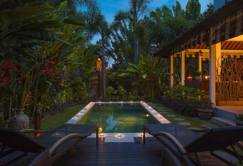 Medori Villa, Seminyak, Signature Villa, 3 Bedrooms, Poolside, Garden View