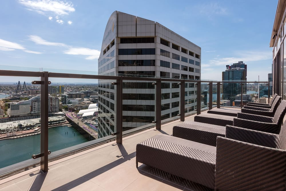 Penthouse - Balkon