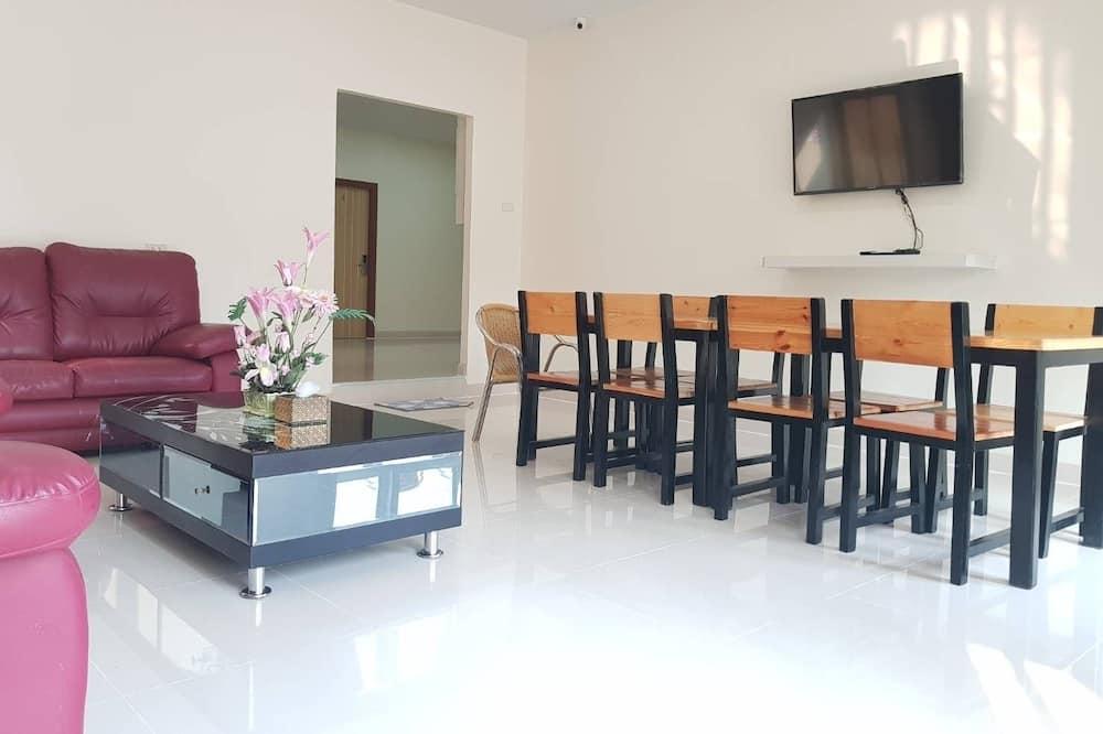 7-Bedroom Villa  - Зона гостиной