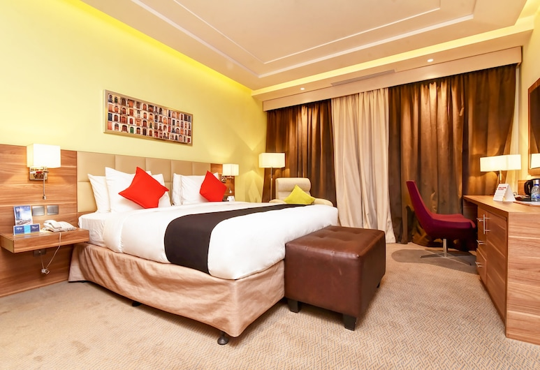 Capital O 458 Mena Hotel Tabuk, Tabuk, Junior-Suite (King), Zimmer