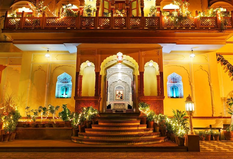 Pearl Palace Heritage, Jaipur, Fachada