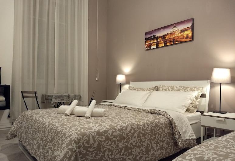 我愛羅馬酒店, 羅馬