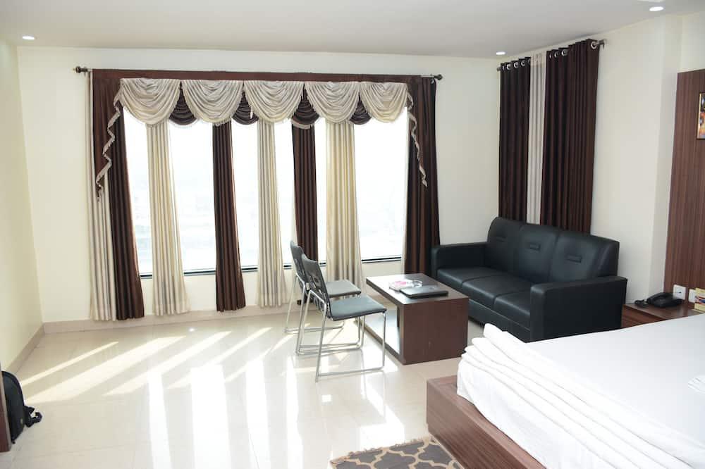 Phòng Suite Cao cấp, 1 phòng ngủ - Phòng