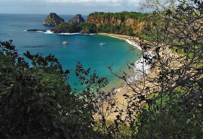 Pousada Sao Silmares, Fernando de Noronha, Pláž