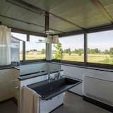 Išskirtinio dizaino dvivietis kambarys - Vonios kambarys