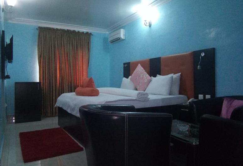 Promel Hotels, אבוג'ה, סוויטת סטודיו, חדר אורחים