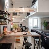 Superior Loft, 1 Bedroom - Living Area