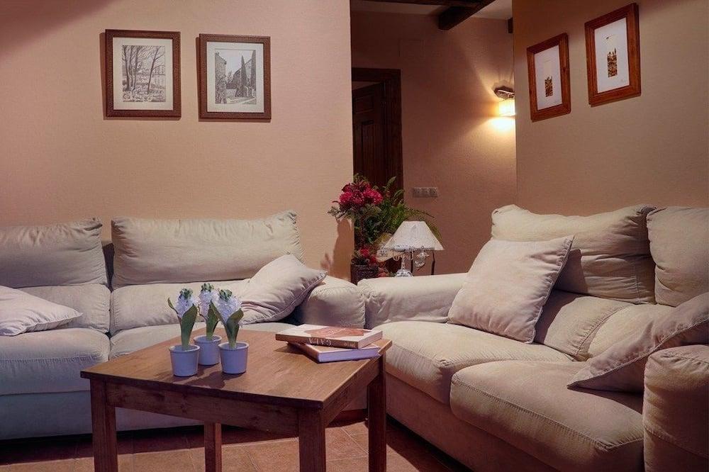 Departamento, 2 habitaciones (Nenúfar) - Sala de estar