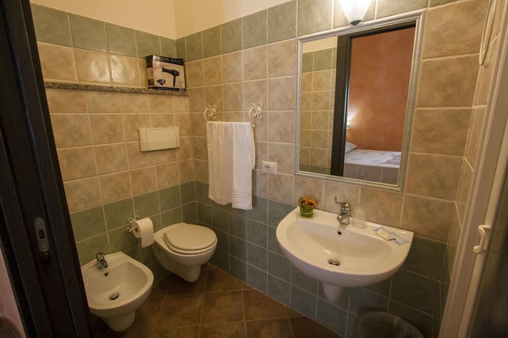Deluxe Double or Twin Room - Bilik mandi