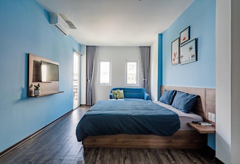 艾利公寓酒店, 峴港, 舒適雙人房, 1 間臥室, 露台, 客房