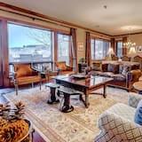 Vila typu Elite, 4 spálne, krb, výhľad na hory - Obývacie priestory
