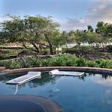 Elite-hus - 5 soveværelser - boblebad - havudsigt - Udendørs pool