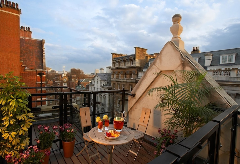Palace View - Two Bedroom Apartment, London, Elite-Apartment, 2Schlafzimmer, Mikrowelle, Stadtblick, Balkon