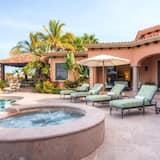 Elite Villa, 4 Bedrooms, Fireplace, Ocean View - Outdoor Pool