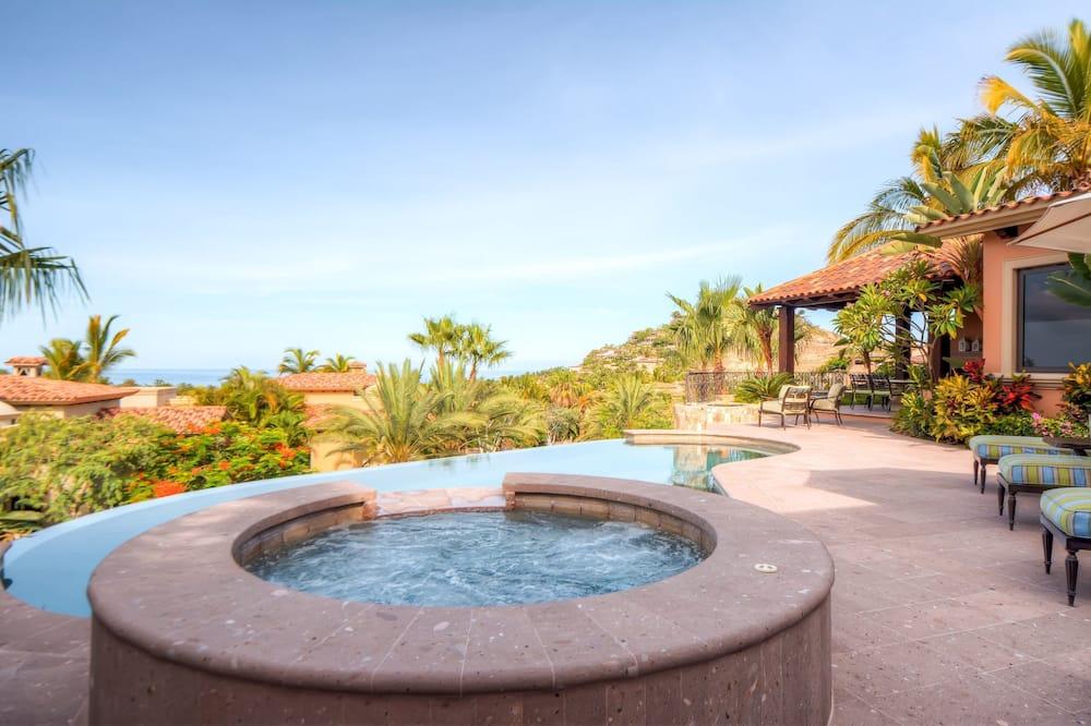 Elite Villa, 4 Bedrooms, Fireplace, Ocean View - Terrace/Patio